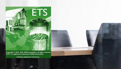 Phần mềm ETS là công cụ để cấu hình và lập trình các thiết bị KNX